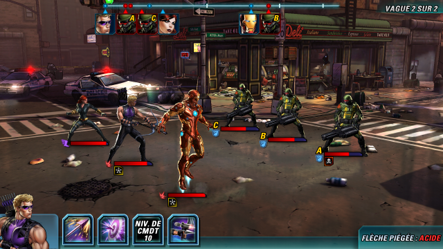 Marvel : Avengers Alliance 2