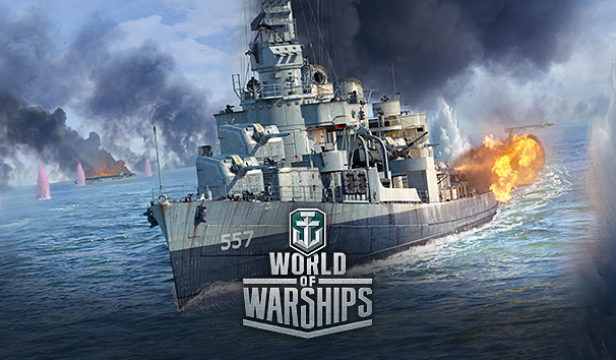 Jouez à World of Warships Gratuitement