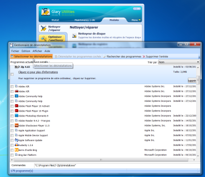 comment nettoyer son pc avec glary utilities