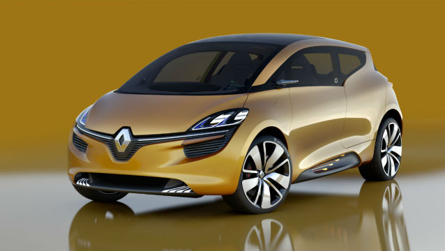 Concept Renault R-Space 2011