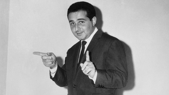 Richard Anthony, à l'âge de 29 ans, en 1967.