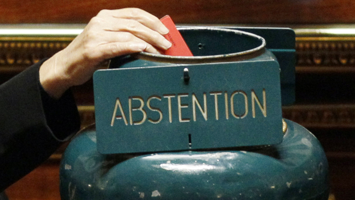 L'abstention : enjeu des élections