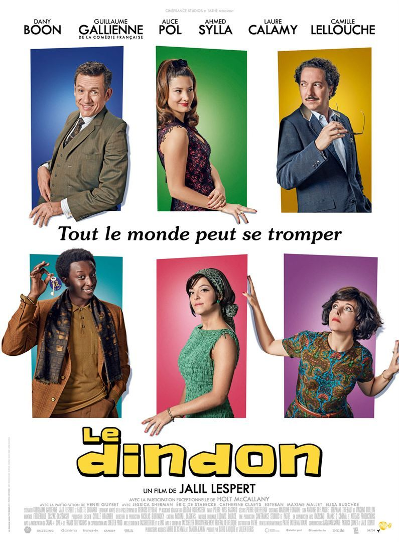 Le Dindon avec Dany Boon