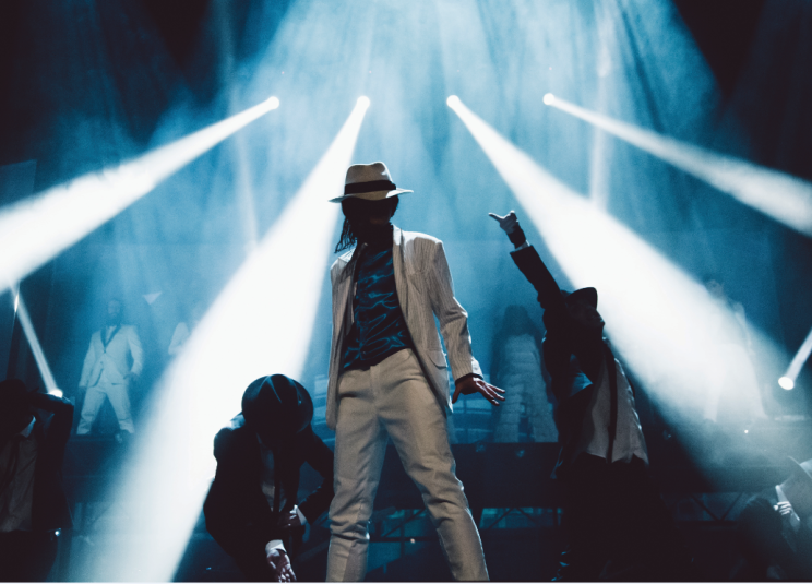 """BFMTV Partenaire du spectacle Forever """"the Best show of the King of Pop"""" !"""