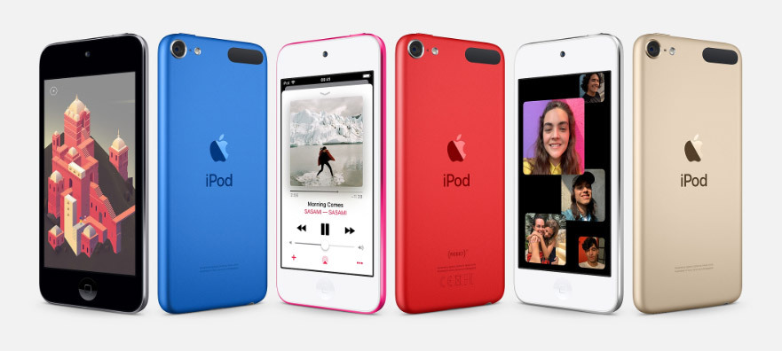 L'iPod touch (2019)