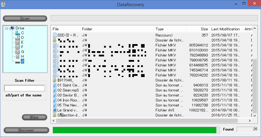 recoverx tool download
