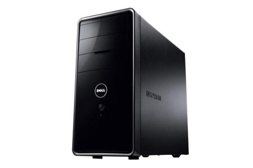 test dell inspiron 620 un petit pc de bureau bien quip pour son prix. Black Bedroom Furniture Sets. Home Design Ideas