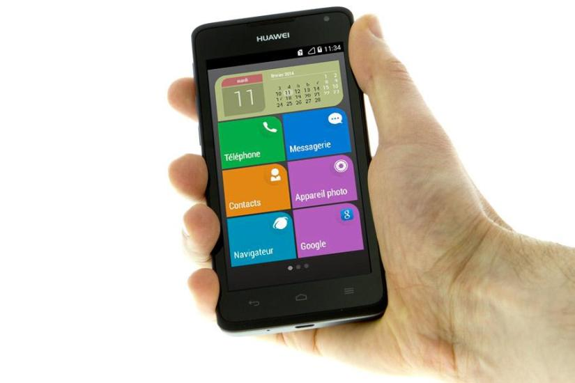 Huawei Ascend Y530: 100 Euro Smartphone in the Test