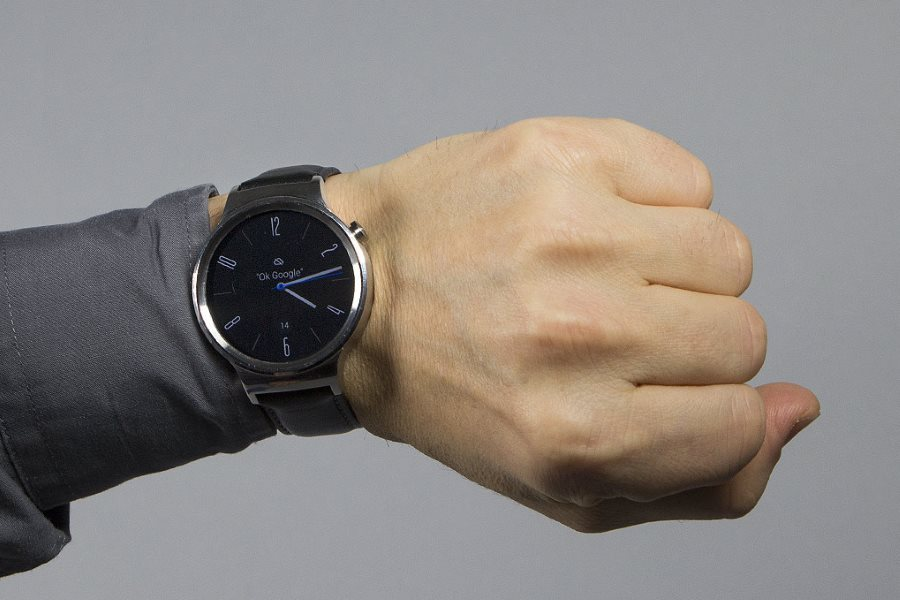 Test complet de la Huawei Watch