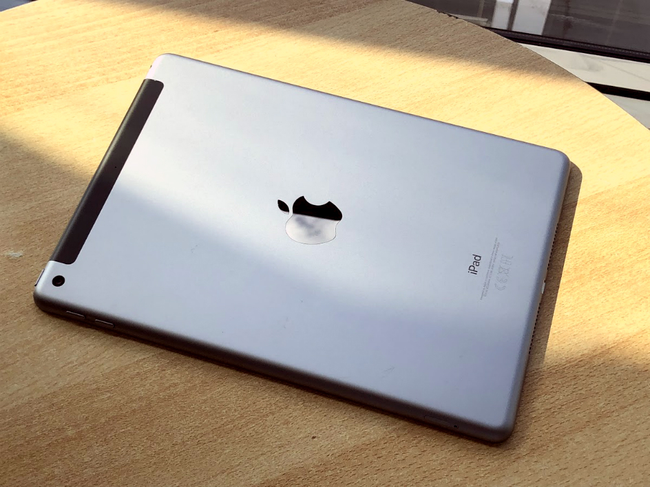 L'Apple iPad (2018)