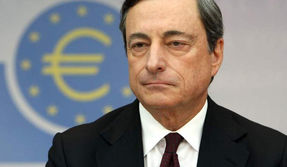 BCE Draghi inflation