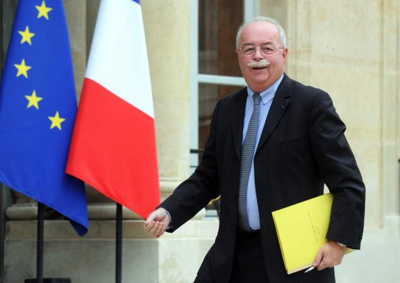 Christophe de Margerie était devenu PDG de Total, en 2010
