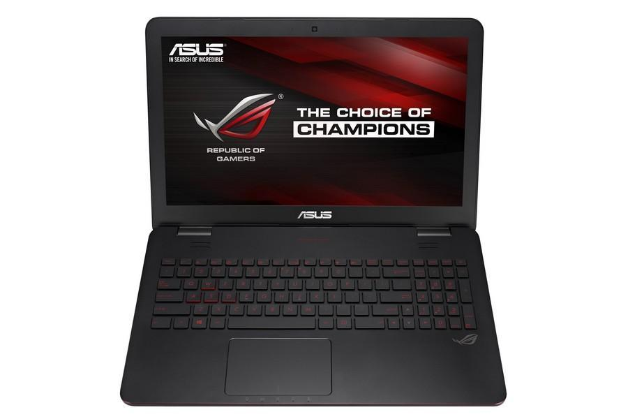 asus rog g551 g551jm cn102h le test complet. Black Bedroom Furniture Sets. Home Design Ideas