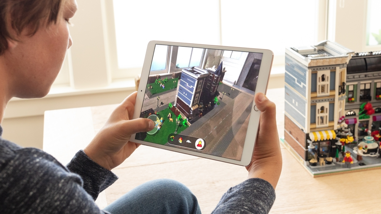 ARKit 2, quand Apple transforme la réalité augmentée en arme de domination massive - 01net.com