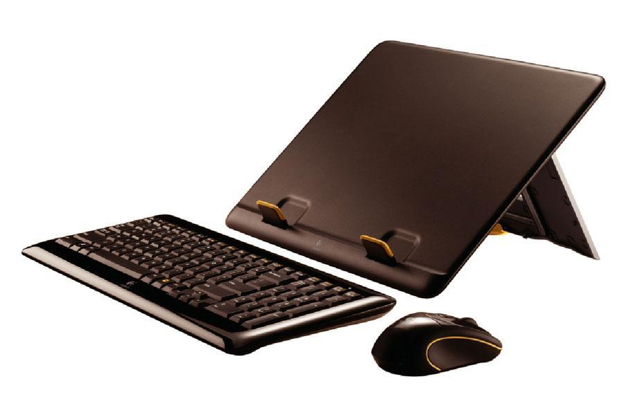 logitech notebook kit mk605 le test complet. Black Bedroom Furniture Sets. Home Design Ideas