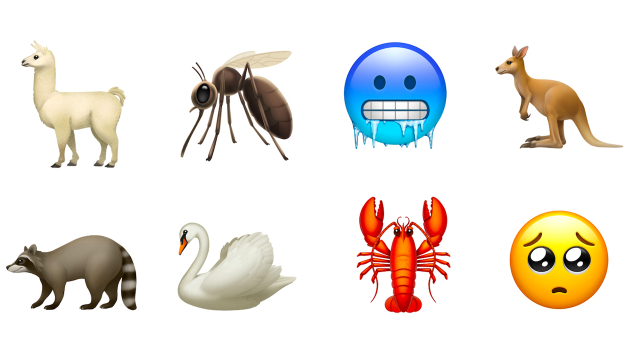 picture Finally Apple's New Emojis Have Landed, And There Are Tacos, Unicorns Even Middle Fingers