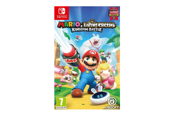 Mario + The Raving Rabbids: Kingdom BattleMario + The Raving Rabbids: Kingdom Battle