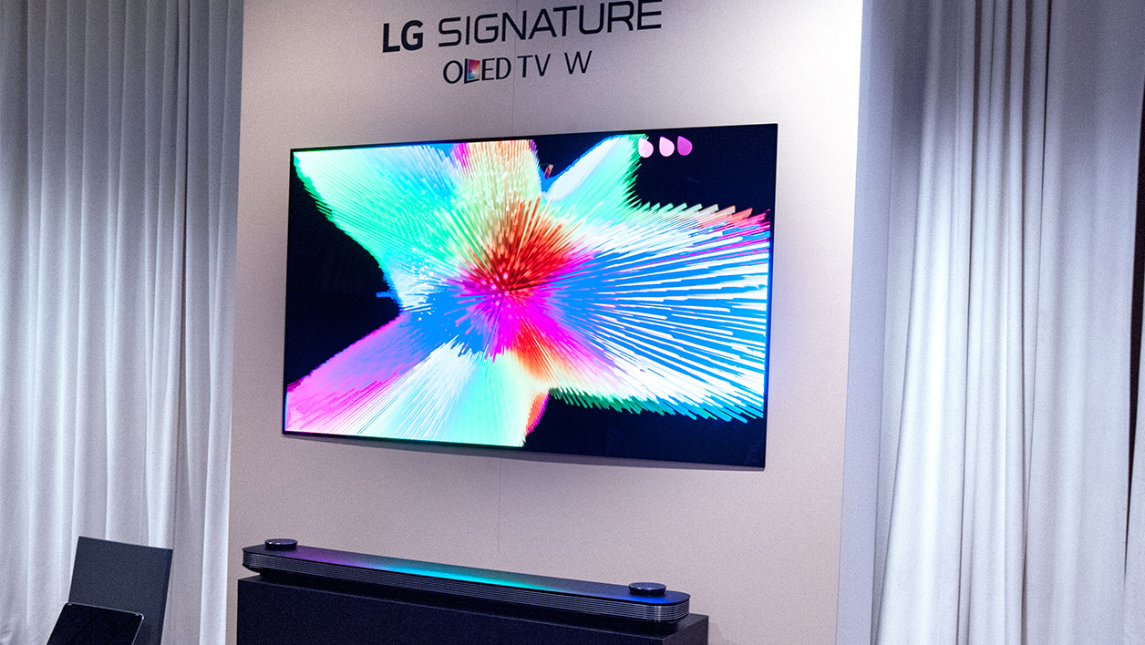 Lg Oled65w7 Le Test Complet 01netcom