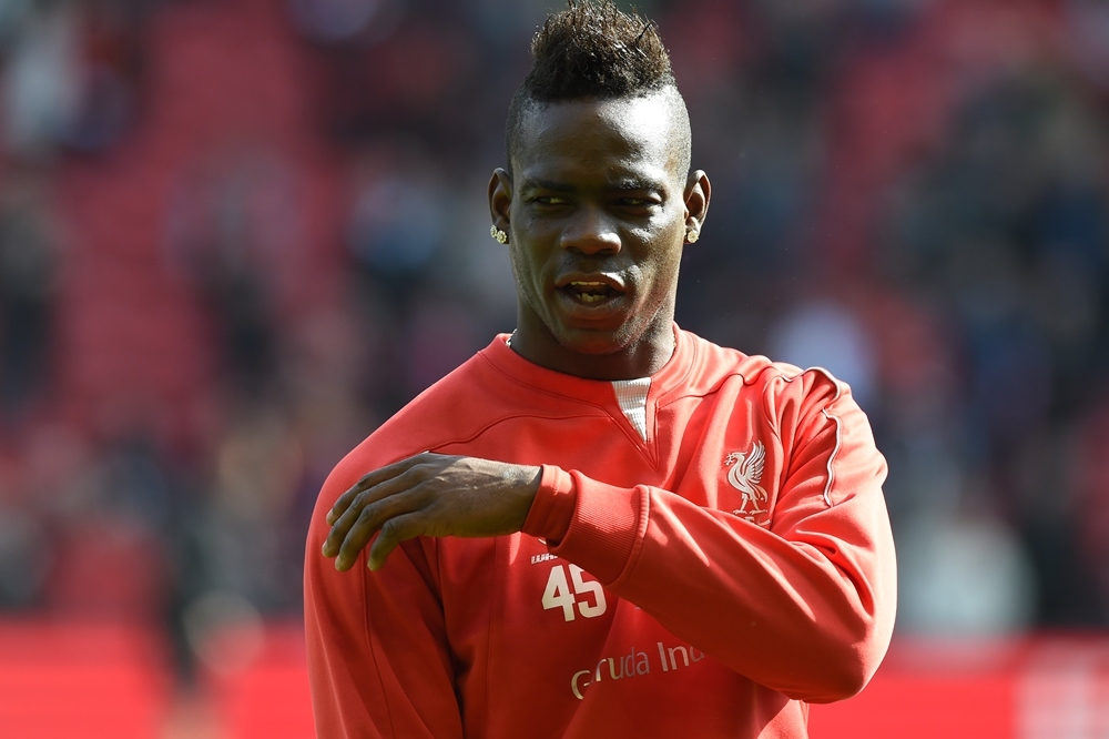 Football Leaks : un million de livres pour que Balotelli se tienne tranquille