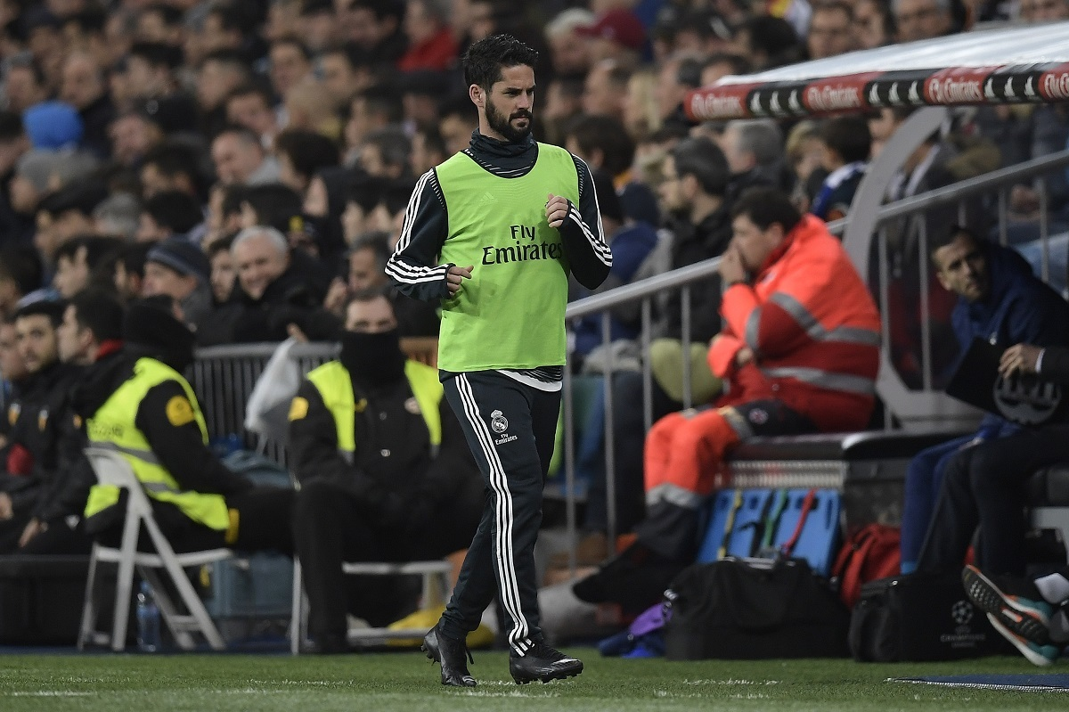Ajax-Real Madrid: Isco forfait, Benzema dans le groupe
