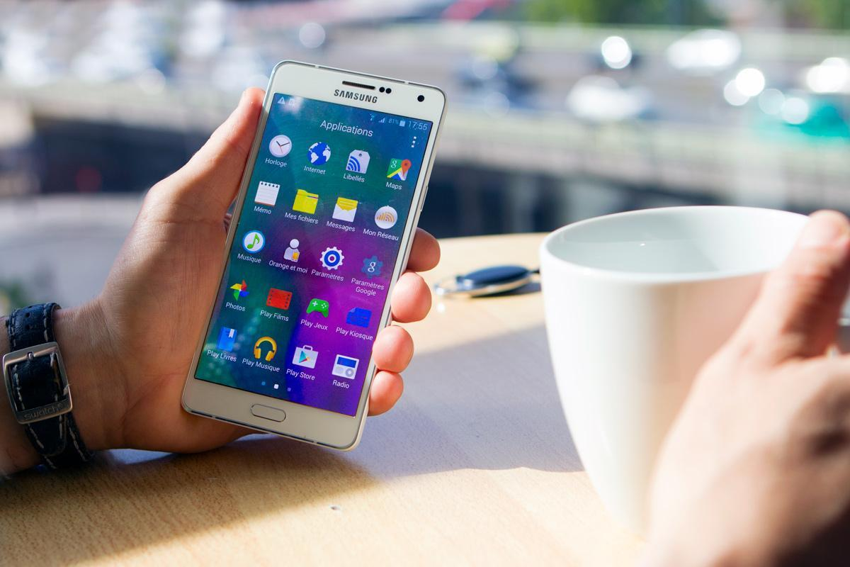 Samsung Galaxy A7 Le Test Complet Smartphone