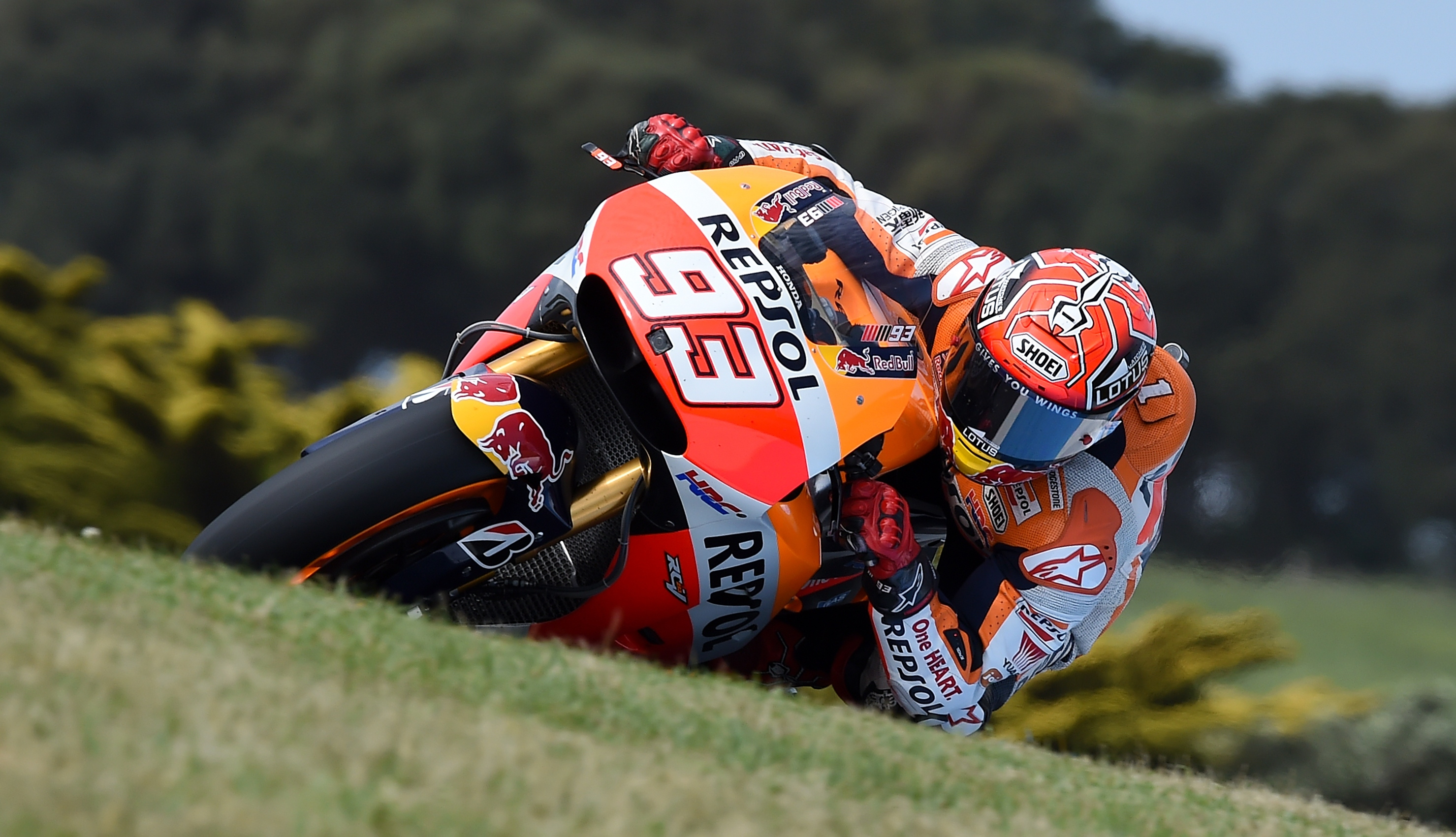 motogp gp d australie marquez s impose lorenzo se rapproche. Black Bedroom Furniture Sets. Home Design Ideas