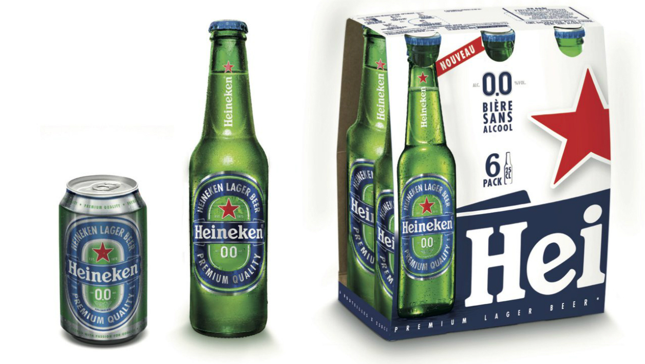heineken lance sa bi re sans alcool et ce n 39 est pas sans arri re pens e. Black Bedroom Furniture Sets. Home Design Ideas