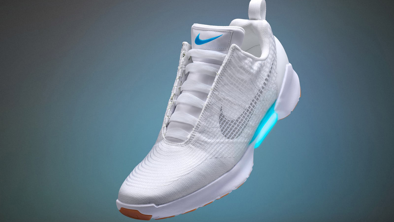 new design wholesale sales great look Nike va commercialiser des baskets autolaçantes en 2019