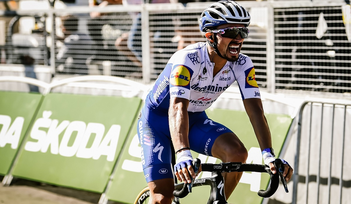 Alaphilippe S Cold Anger Over The Insulting Cartoon For Marion Rousse Archyde