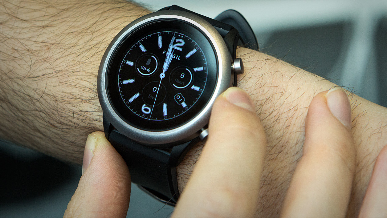 fossil sport le test complet