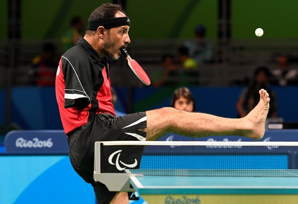 Table tennis - Paralympic Athletes, Photos & Events