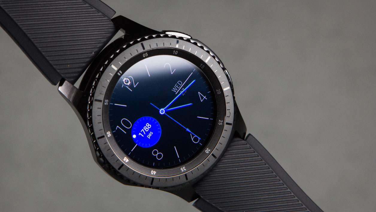 samsung gear s3 frontier sm r760 le test complet. Black Bedroom Furniture Sets. Home Design Ideas