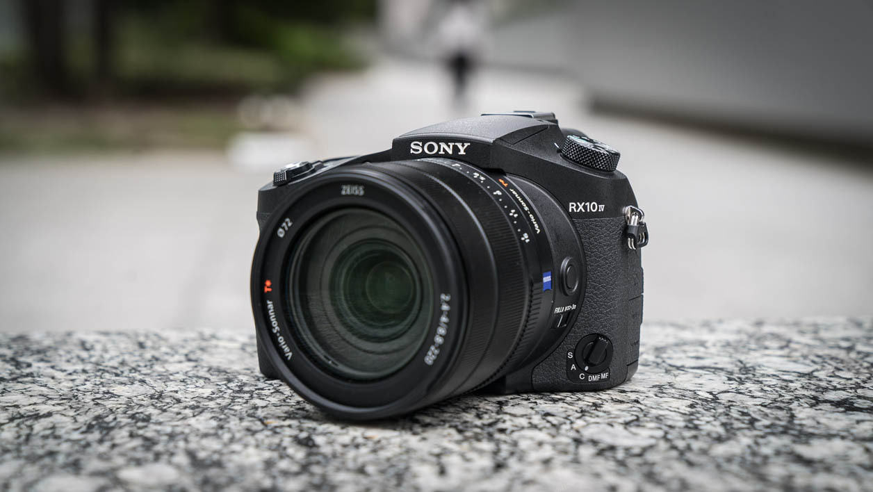 Sony Cyber-shot RX10 Mark IV : le test complet - 01net com