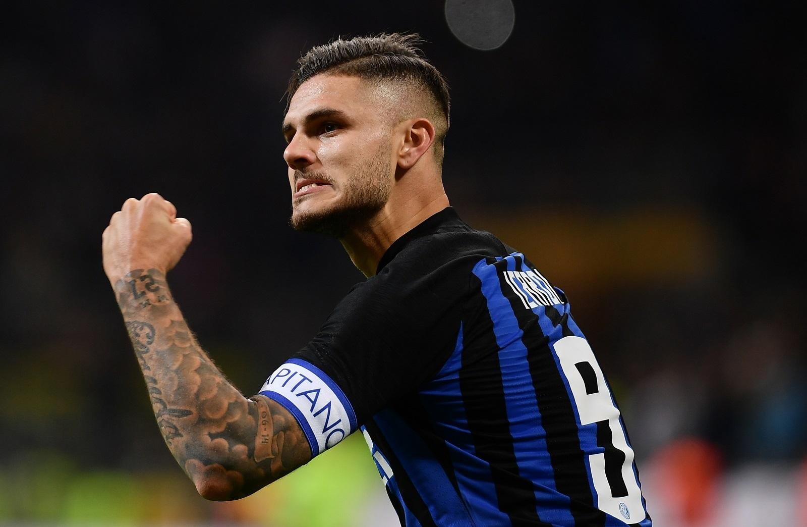 Ligue Europa: en froid avec l'Inter, Icardi assume et cite... Mark Twain