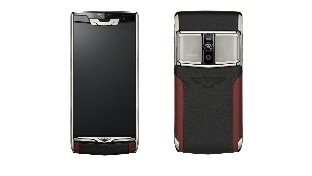 le smartphone bentley de vertu co te le prix d 39 une twingo. Black Bedroom Furniture Sets. Home Design Ideas