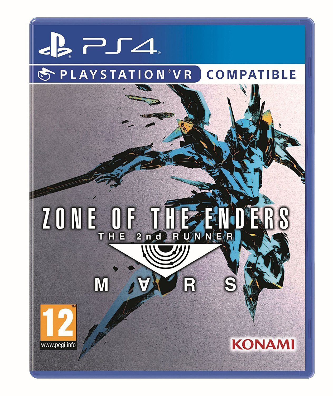 Zone of the Enders : The 2nd Runner M∀RS (disponible sur PC et PS4)