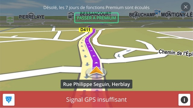 Sygic Navigation GPS & Maps