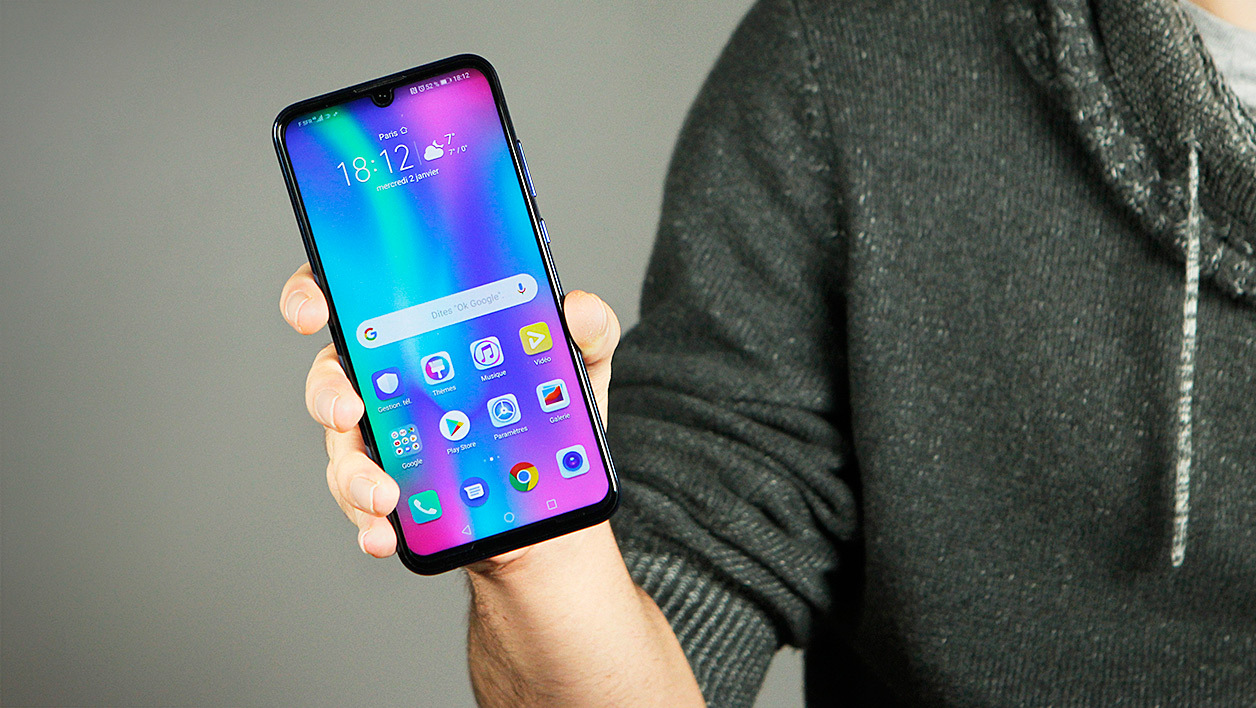 Honor 10 Lite : le test complet