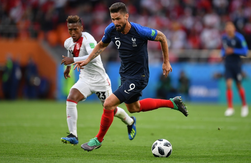 Giroud recalls that he was due to Mbappé that he did not score at the World Cup