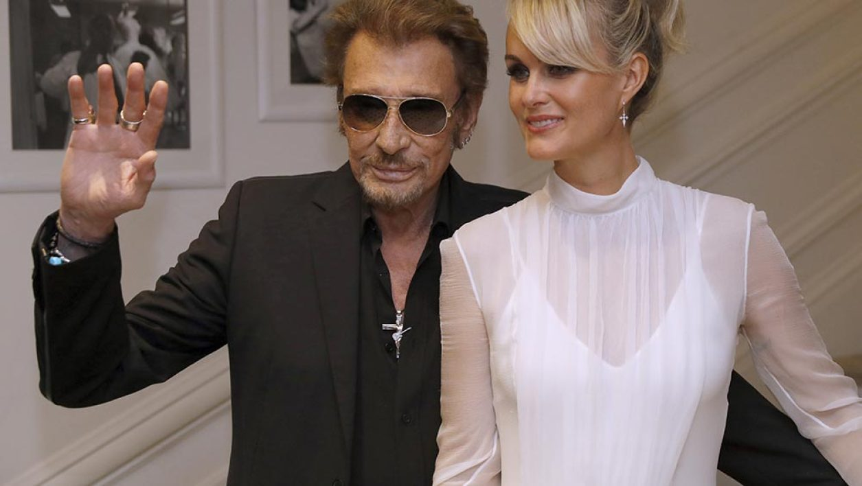 producteur de johnny hallyday