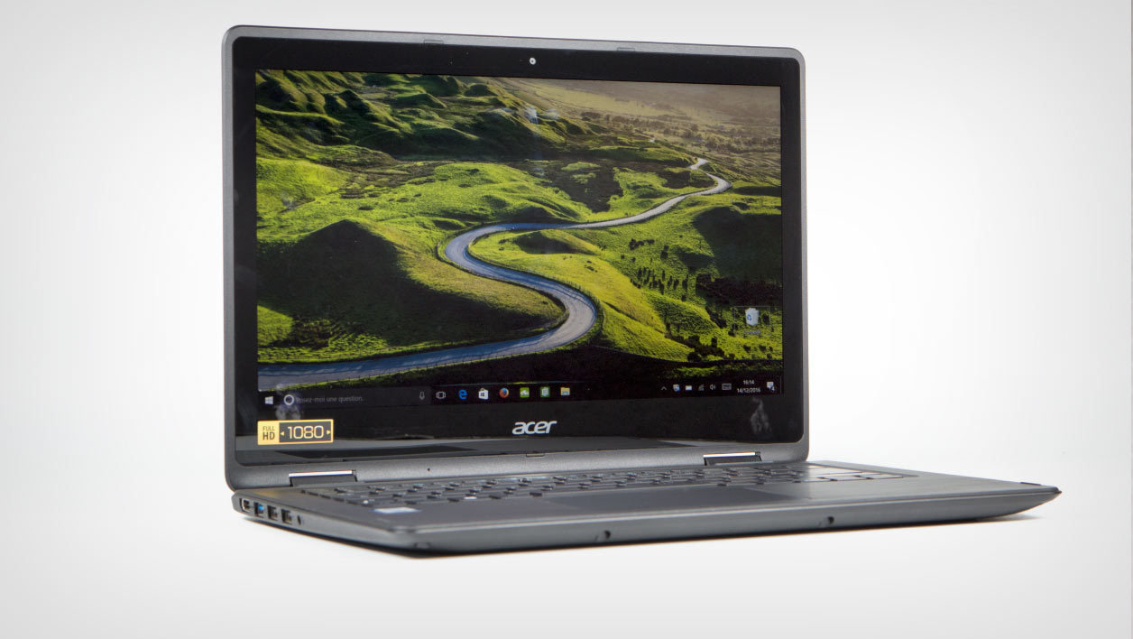 Acer Spin 5 (SP513-51-32S1)   le test complet - 01net.com 9570b6837fbe