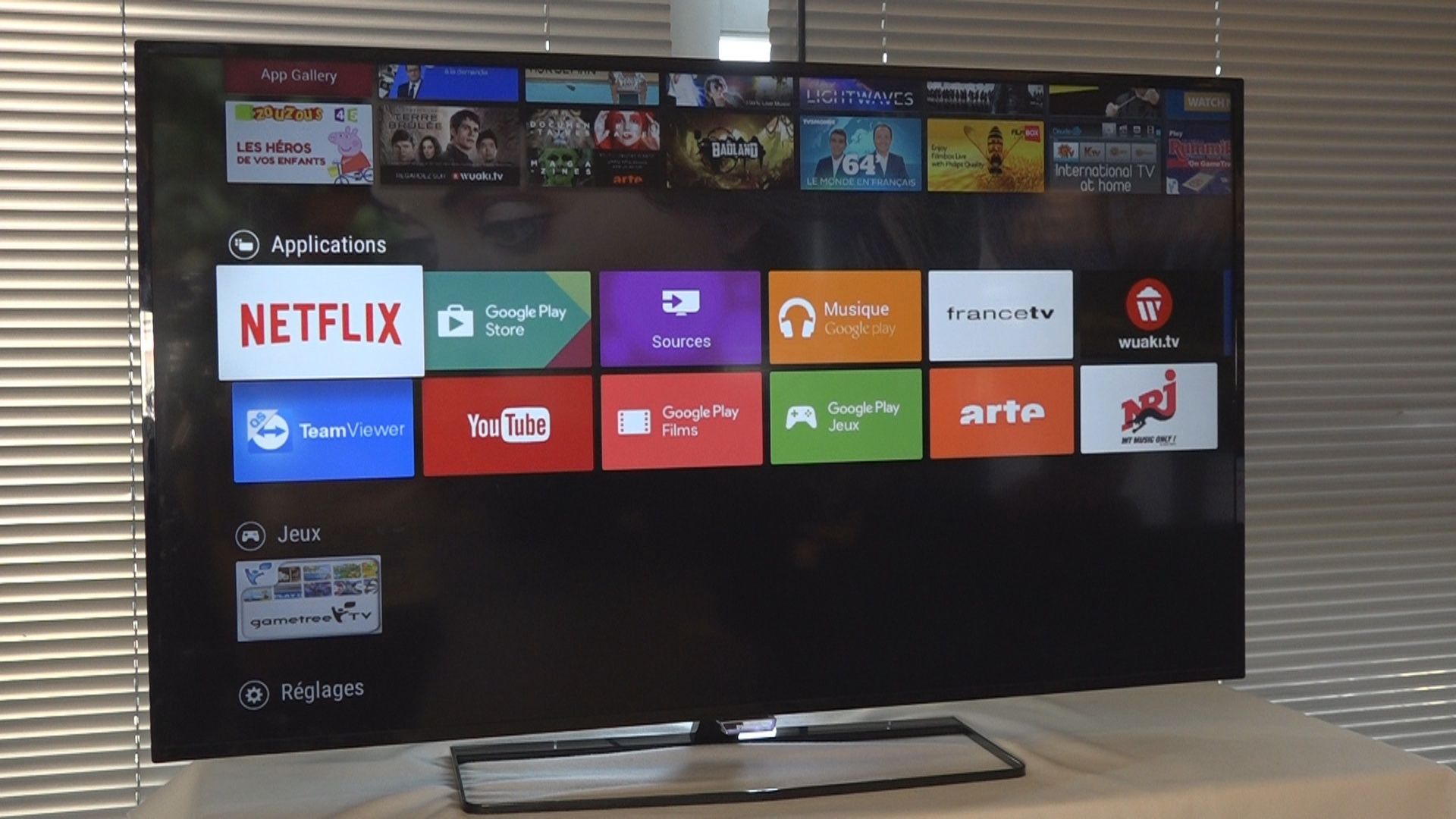 mediaplayer video test philips puh une tv k a  euro