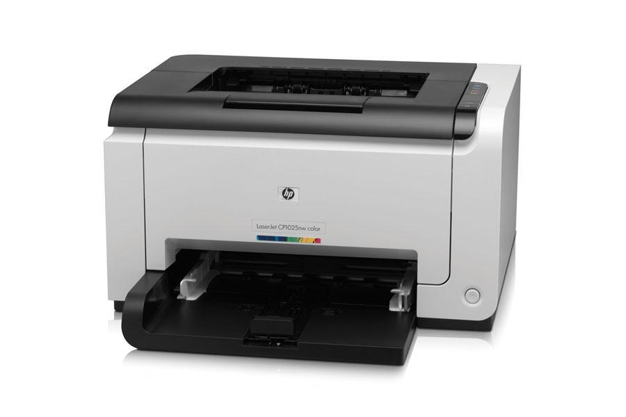 hp laserjet color cp1025nw le test complet. Black Bedroom Furniture Sets. Home Design Ideas