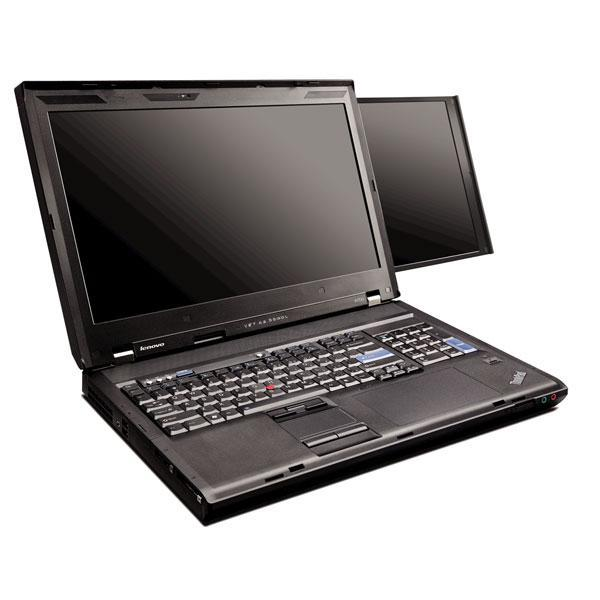 Lenovo thinkpad w700ds le test complet for Tester son ecran pc