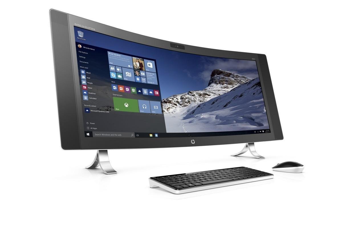 hp envy curved 34 a090nf le test complet