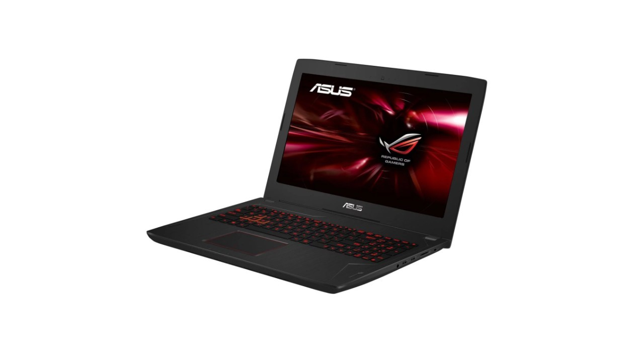 un pc portable gamer asus de 17 pouces a moins de 800 euros. Black Bedroom Furniture Sets. Home Design Ideas