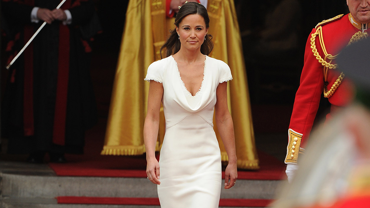 10 choses savoir sur le mariage de pippa middleton. Black Bedroom Furniture Sets. Home Design Ideas