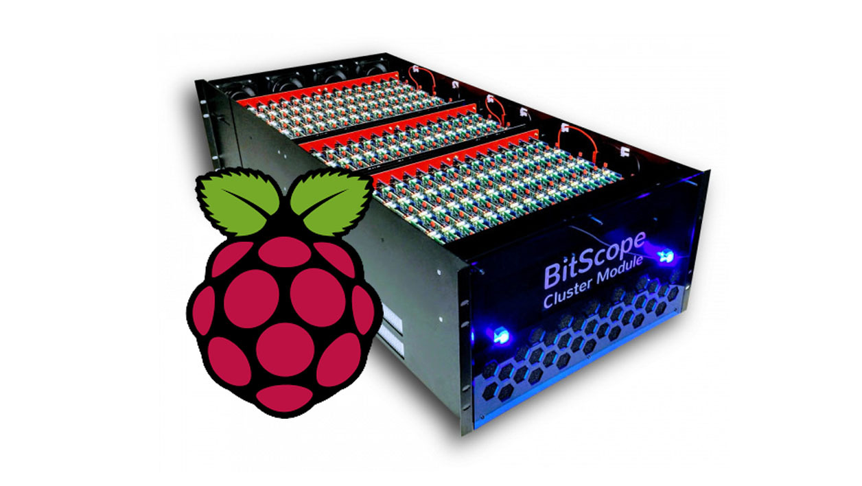Un super calculateur à 18.000 $ c'est possible grâce au Raspberry Pi