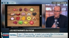 La chronique d'Anthony Morel: Les restaurants du futur - 26/01