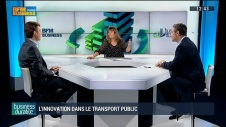 L'innovation dans le transport public: Laurent Kocher et Olivier Duverdier (4/4) – 19/10